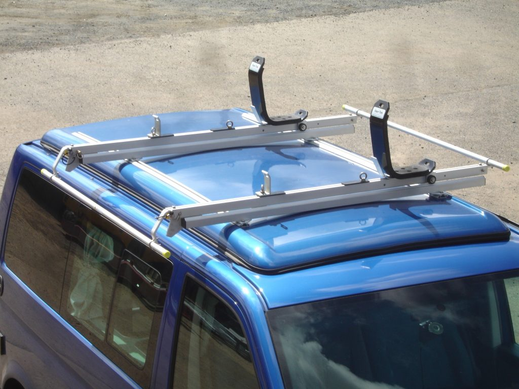 Kari-Tek Easy Load Roof Rack with J Cradles