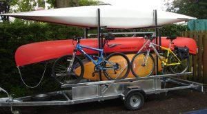 Bute multi purpose trailer