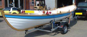 Road Trailer & Boat