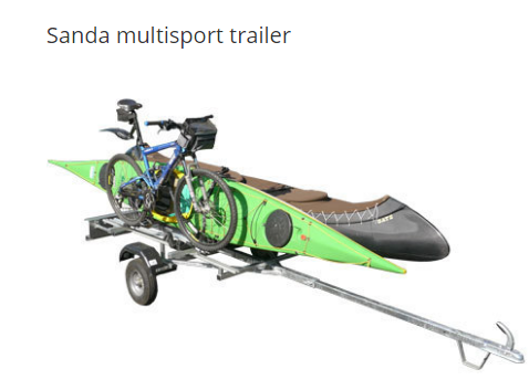 Sanda Multisport Trailer