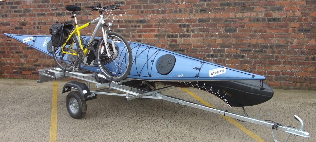 Sanda small multisport trailer