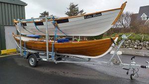 Skiff / Keel Boat Trailers