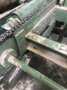 Transfer chains